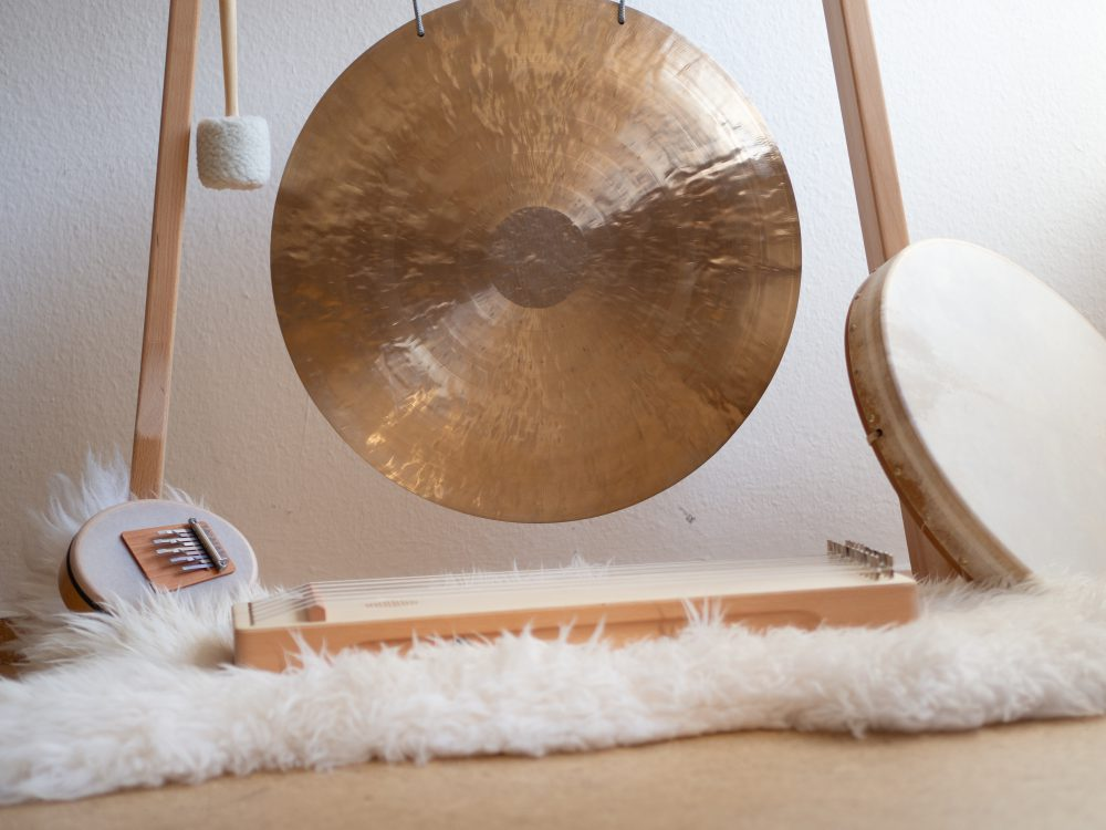 Gong Sound Bath Therapy