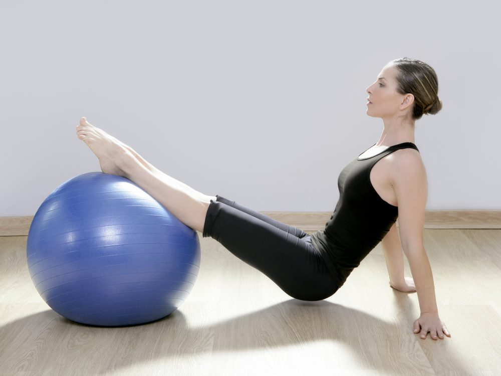 Online Accredited Gym Ball Training Course