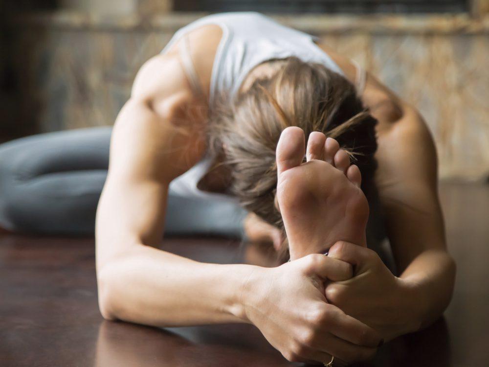 Hatha Yoga Mat Class