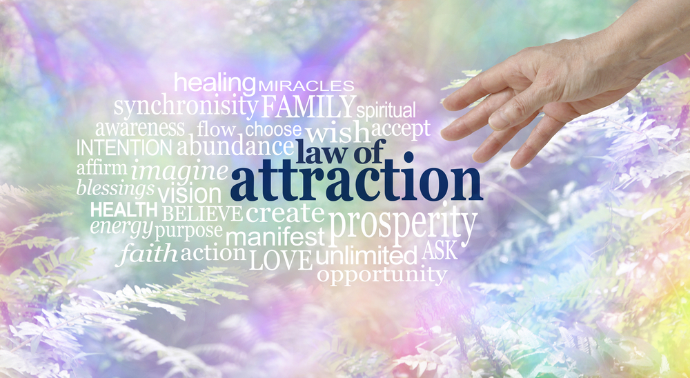 5 The Law of Attraction - Manifest Your Dreams Workshop