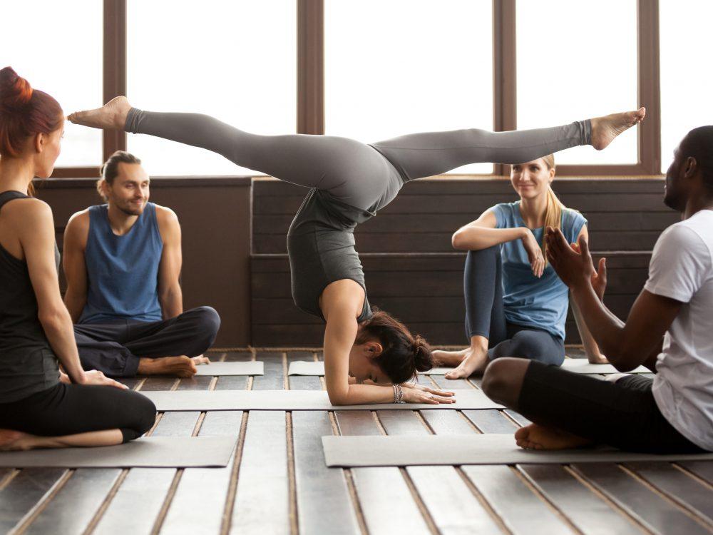 Yoga Arm Balances Workshop