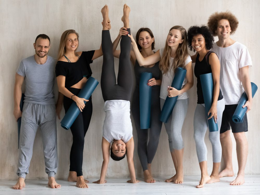 Yoga Inversions Workshop