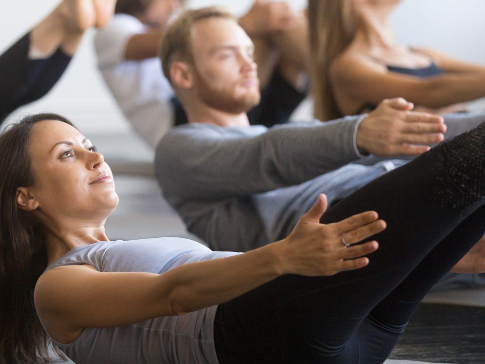 Pilates Beginners Workshop