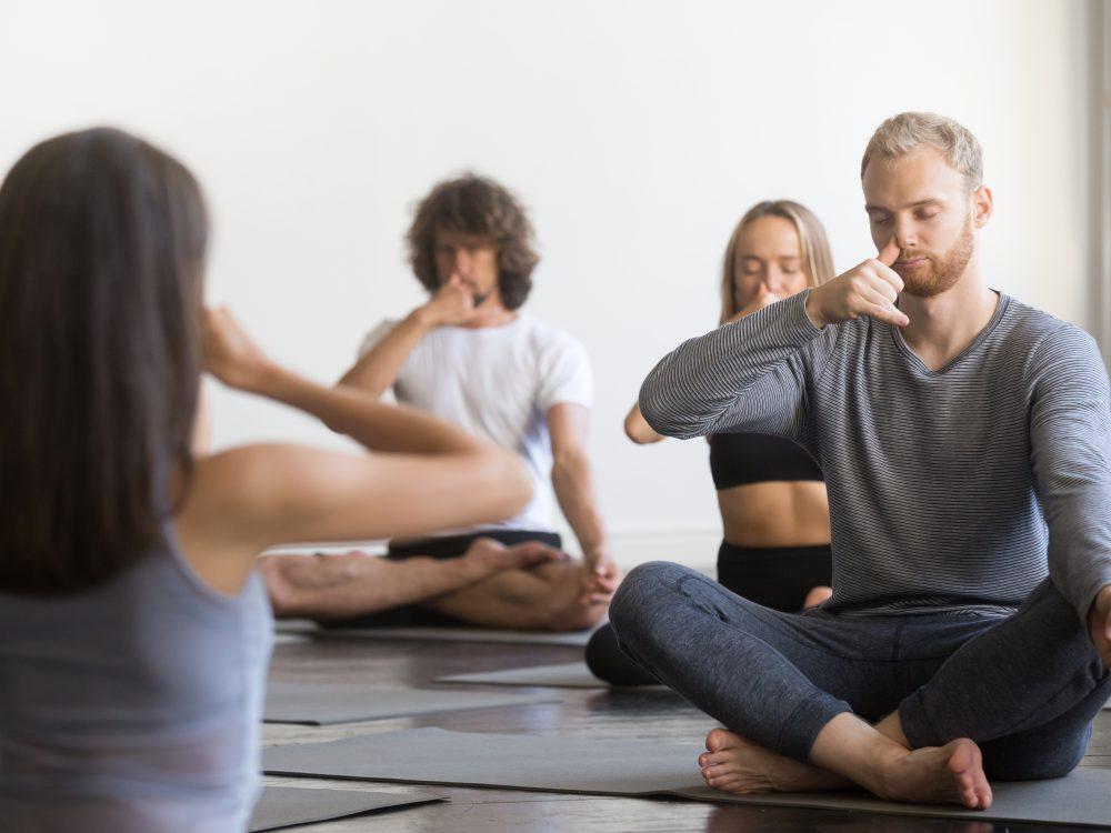 Pranayama Yoga Breathing Workshop